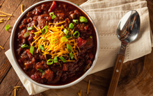 8 timmars Slow Cooked Beef Chilli
