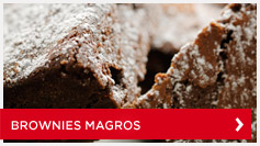 Brownies magros