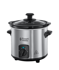 Compact Home Slow Cooker 2L