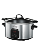 Find out more 6L digital slow cooker