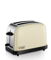 Find out more 18953 Colours Cream 2 Slice Toaster