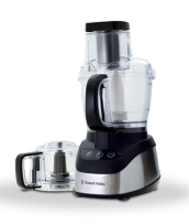 Find out more about the RHFP750 Food Processor with Chopper Bowl