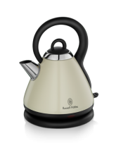 Find out more 18256 Heritage Country Cream Kettle