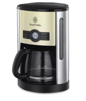 Find out more 18498 Heritage Cream Digital Coffee Maker