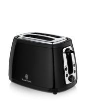 Find out more 18261 Heritage Traditional Black 2 Slice Toaster