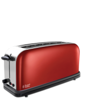 Find out more 21391-56 Flame Red Long Slot Toaster