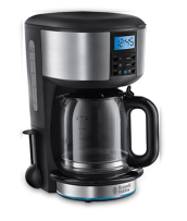 Find out more 20680 Buckingham Stainless Steel Coffee Maker
