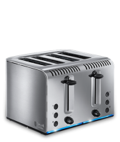 Find out more 20750 Buckingham Stainless Steel 4 Slice Toaster