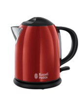 Find out more 20191-70 Flame Red Compact Kettle