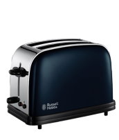 Mehr 18958-56 Colours Royal Blue Toaster