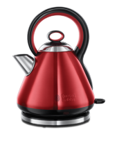 Find out more 21881 Legacy Metallic Red Kettle