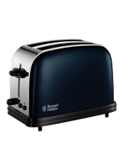 Find out more 18958 Colours 2 Slice Toaster Royal Blue