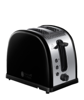 Find out more 21293 Legacy Black 2 Slice Toaster