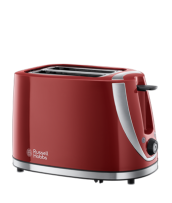 Find out more 21411 Mode Red 2 Slice Toaster