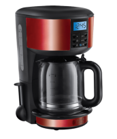 Find out more 20682 Legacy Metallic Red Coffee Maker