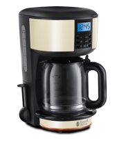 Find out more 20683 Legacy Cream Digital Coffee Maker