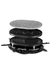 Find out more 21000-56 Fiesta 8 Pan Multi Raclette