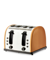 Find out more about the RHT74COP Vintage 4 Slice Toaster - Copper