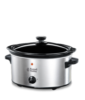 Find out more 23200 3.5L Stainless Steel Slow Cooker