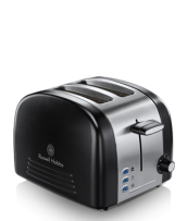 Find out more 18046 Ebony 2 Slice Toaster