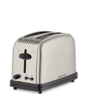 Find out more about the RHT12BRU Classic 2 Slice Toaster- Brushed