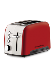 Find out more about the RHT52RED Heritage Vogue 2 Slice Toaster - Red