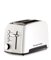 Find out more about the RHT52WHI Heritage Vogue 2 Slice Toaster - White