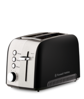 Find out more about the RHT52BLK Heritage Vogue 2 Slice Toaster - Black