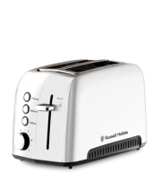 Find out more about the RHT52POL Heritage Vogue 2 Slice Toaster - Polished