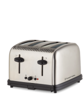 Find out more about the RHT14BRU Classic 4 Slice Toaster - Brushed