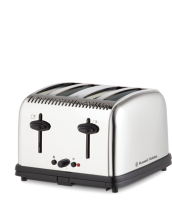 Find out more about the RHT14POL Classic 4 Slice Toaster - Polished