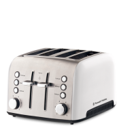 Find out more about the RHT54WHI Heritage Vogue 4 Slice Toaster - White