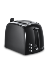 Find out more 22601 Textures Plus Black 2 Slice Toaster