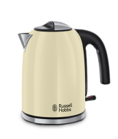 Find out more 20415 Colours Plus Cream Kettle