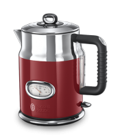 Find out more 21670 Retro Red Kettle