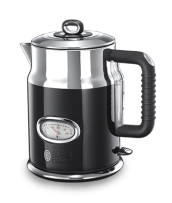 Find out more 21671 Retro Black Kettle