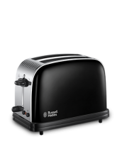 Find out more 23331 Colours Plus Black 2 Slice Toaster