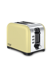Find out more 23533 Henley Cream 2 Slice Toaster