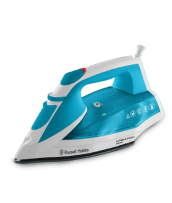 Find out more 23040 Supremesteam White and Blue Traditional Iron