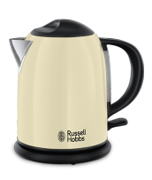 Find out more 20194-70 Colours Plus Compact Classic Cream Kettle