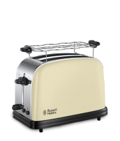 Mehr 23334-56 Colours Plus+ Classic Cream Toaster