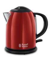 Find out more 20191-70 Colours Plus Compact Flame  Red Kettle