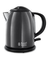 Find out more 20192-70 Colours Plus Compact Storm  Grey Kettle