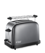 Mehr 23332-56 Colours Plus+ Storm Grey Toaster