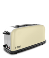 Mehr 21395-56 Colours Plus+ Classic Cream Langschlitz-Toaster