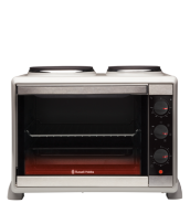 Find out more about the RHTOV2HP Compact Kitchen Convection Oven with Hotplates