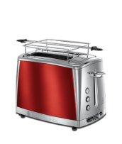 Find out more 23220-56 Luna Solar Red 2 Slice Toaster