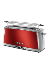 Find out more 23250-56 Luna Solar Red Long Slot Toaster