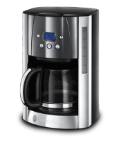 Find out more 23241-56 Luna Moonlight Grey Coffee Maker with Glass Carafe
