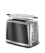 Find out more 23221-56 Luna Moonlight Grey 2 Slot Toaster
